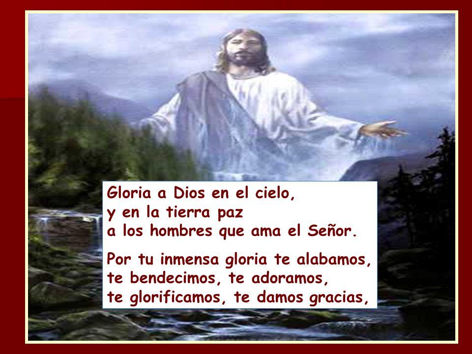 ¡Aleluya! Cristo Resucitado nos muestra la Gloria del Padre. ¡Aleluya!