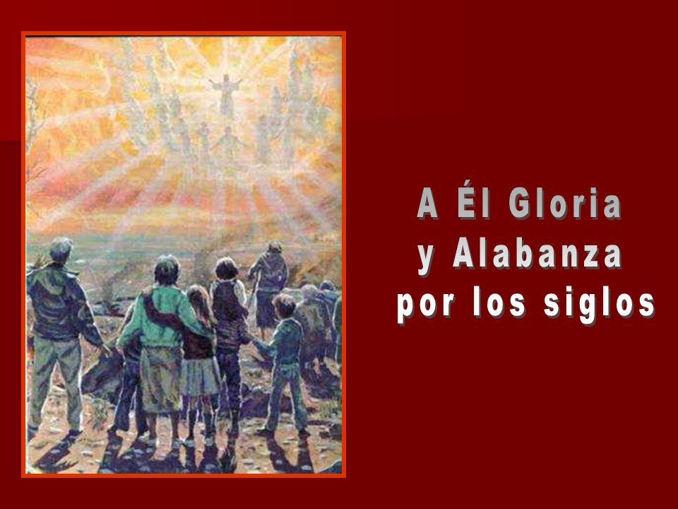 Familias de los pueblos, aclamad al Señor, aclamad la GLORIA y el poder del Señor, aclamad la GLORIA del nombre del Señor, entrad en sus atrios trayén