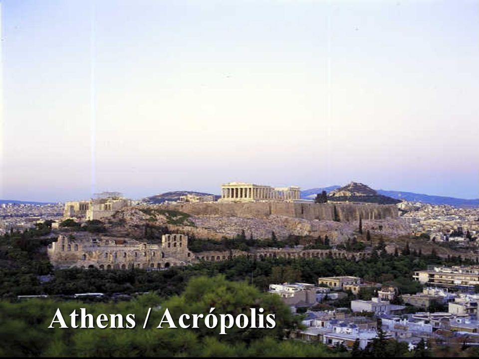 Athens / Atenas Athens / Atenas San Pablo en Atenas: Hch 17, 16-34