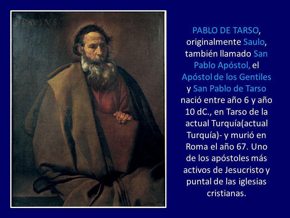 GRECIA Vamos a dar un paseo con Pablo de Tarso, San Pablo, por lugares claves en el nacimiento del cristianismo, entre ellos las hermosas islas griegas.