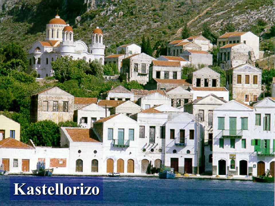 Patmos Patmos Isla del Apocalipsis de san Juan