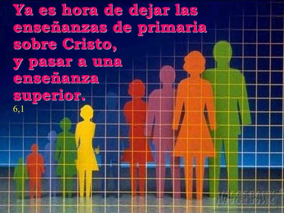 Tenemos, un Sumo Sacerdote excepcional, que ha entrado en el mismo cielo, Jesús, el Hijo de Dios.