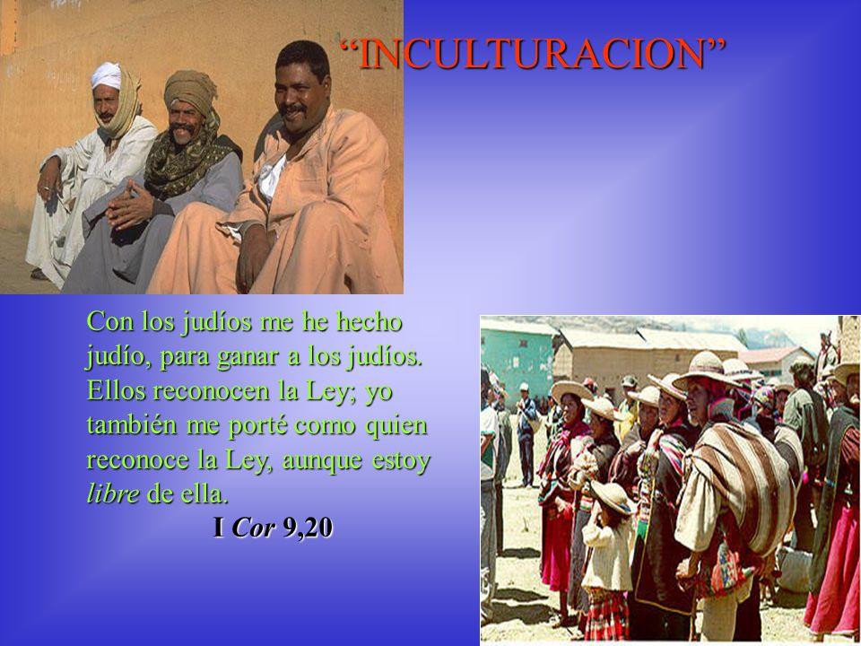 Con los que se dicen sin ley religiosa, me porté como un hombre sin ley religiosa, pero he actuado así para ganar a los que no reconocen la ley 1Cor 4