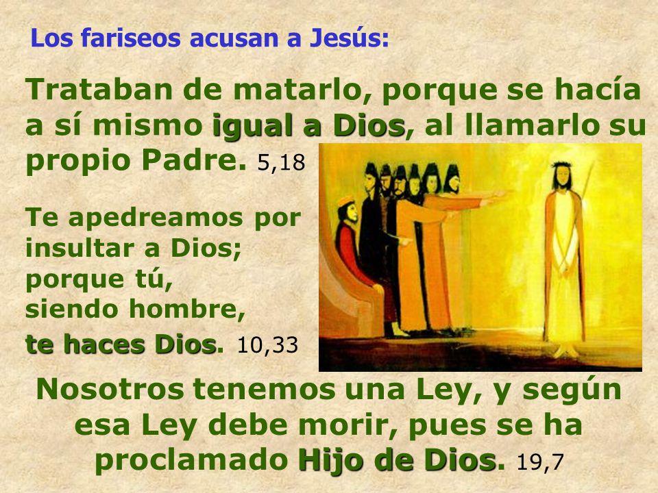 Moisés Felipe: Hemos hallado a aquél de quien escribieron Moisés y los profetas.