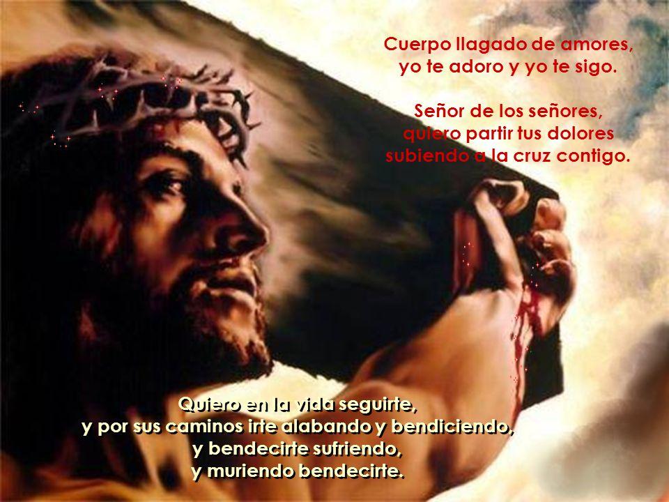 A CRISTO CRUCIFICADO Un texto de: José M.ª Pemán