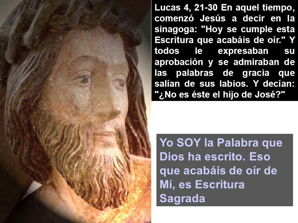 COMIENZO DE LA PREDICACIÓN DE JESÚS MAR MEDITERRANI En Lucas la visita INAUGURAL de Jesús a la sinagoga de Nazaret tiene 2 partes: 1- Jesús es el que trae la Buena Noticia a los POBRES (DOM.