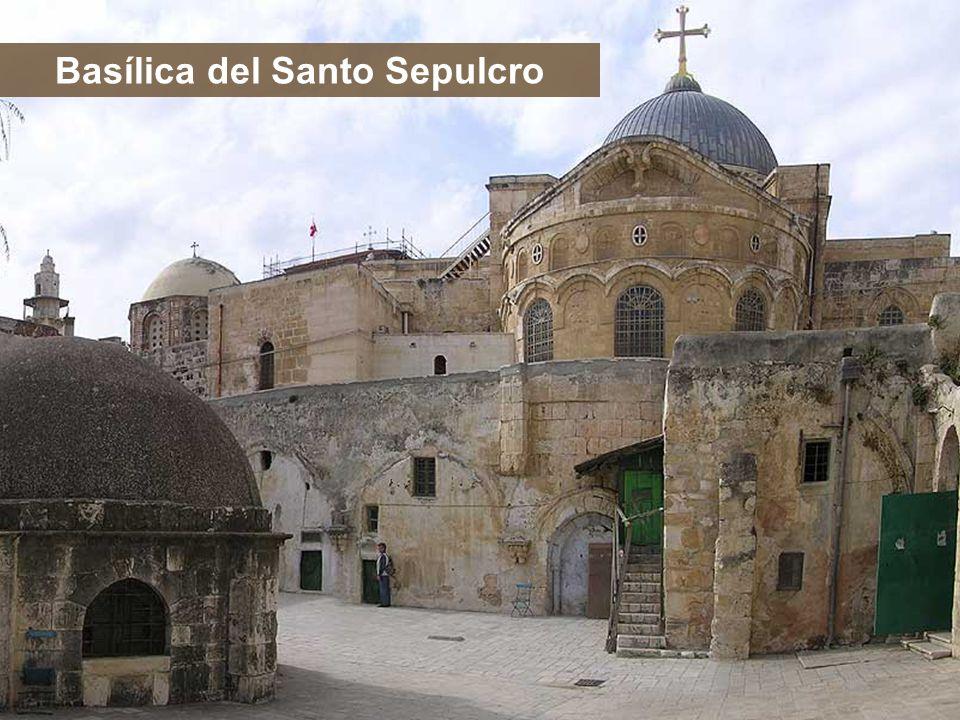 Basílica del Santo Sepulcro