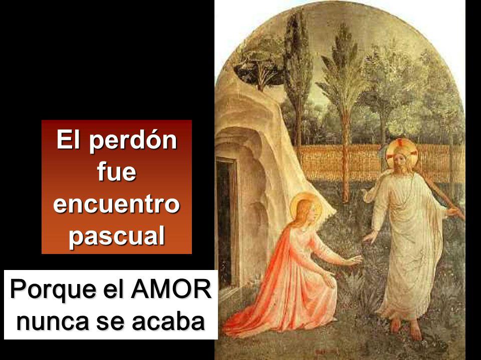 Por eso te digo: sus muchos pecados están perdonados, porque tiene mucho amor; pero al que poco se le perdona, poco ama.