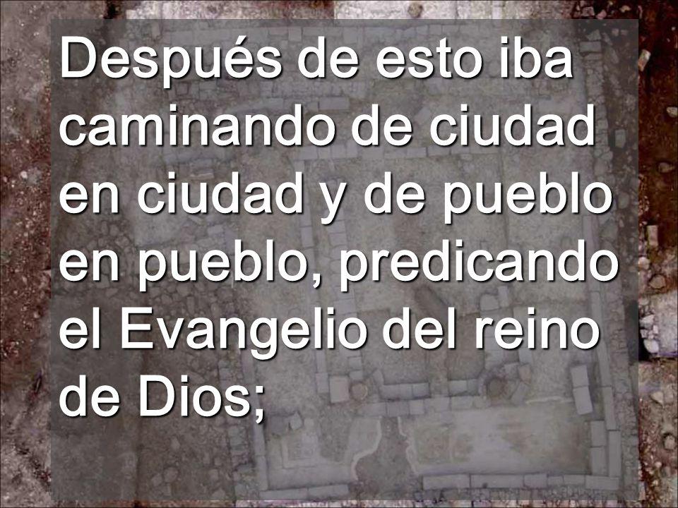Esta Fe os salva La misericordia es el gran MILAGRO que os doy de parte de Dios