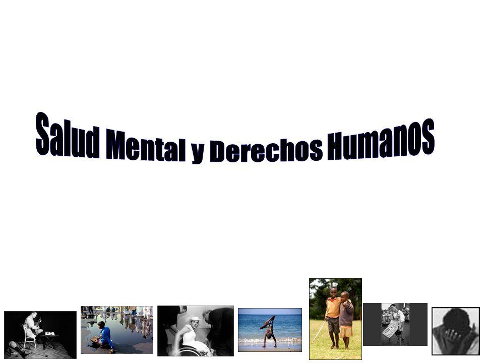 Trastornos mentales Los trastornos mentales tienen una alta prevalencia en todo el mundo y contribuyen de manera importante a la morbilidad, la discapacidad y la mortalidad prematura.