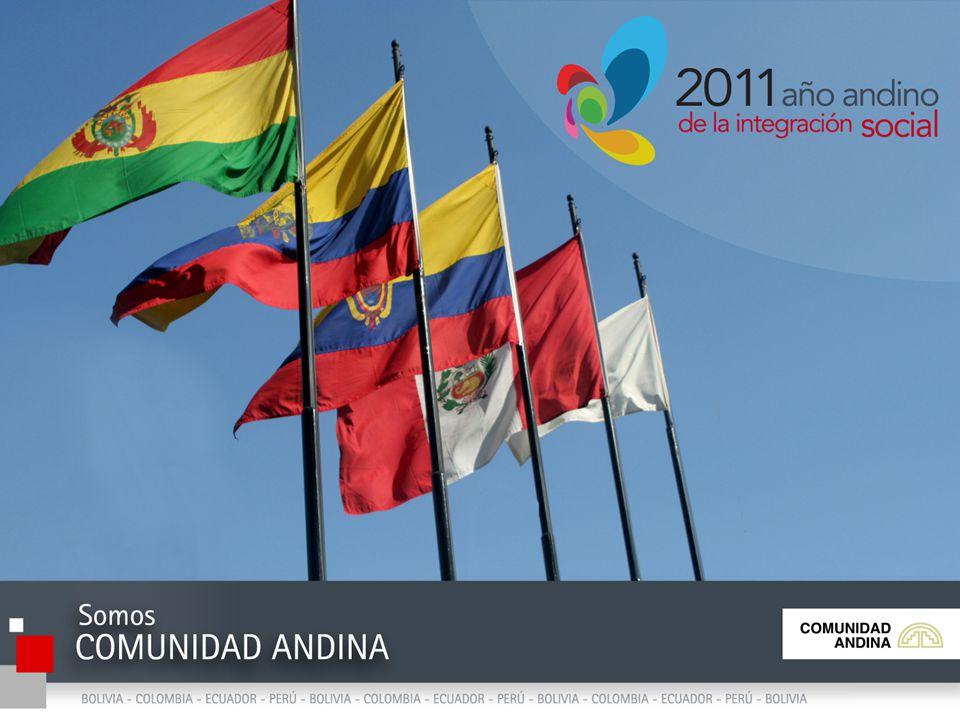 Avances Programa SSAN Se instaló el Comité Andino de Seguridad y Soberanía Alimentaria.