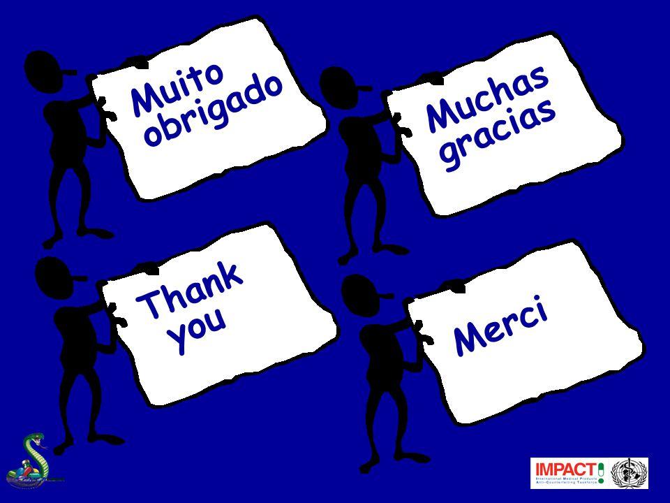 Muito obrigado Muchas gracias Thank you Merci