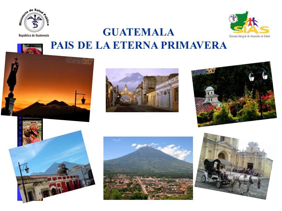 2 GUATEMALA PAIS DE LA ETERNA PRIMAVERA