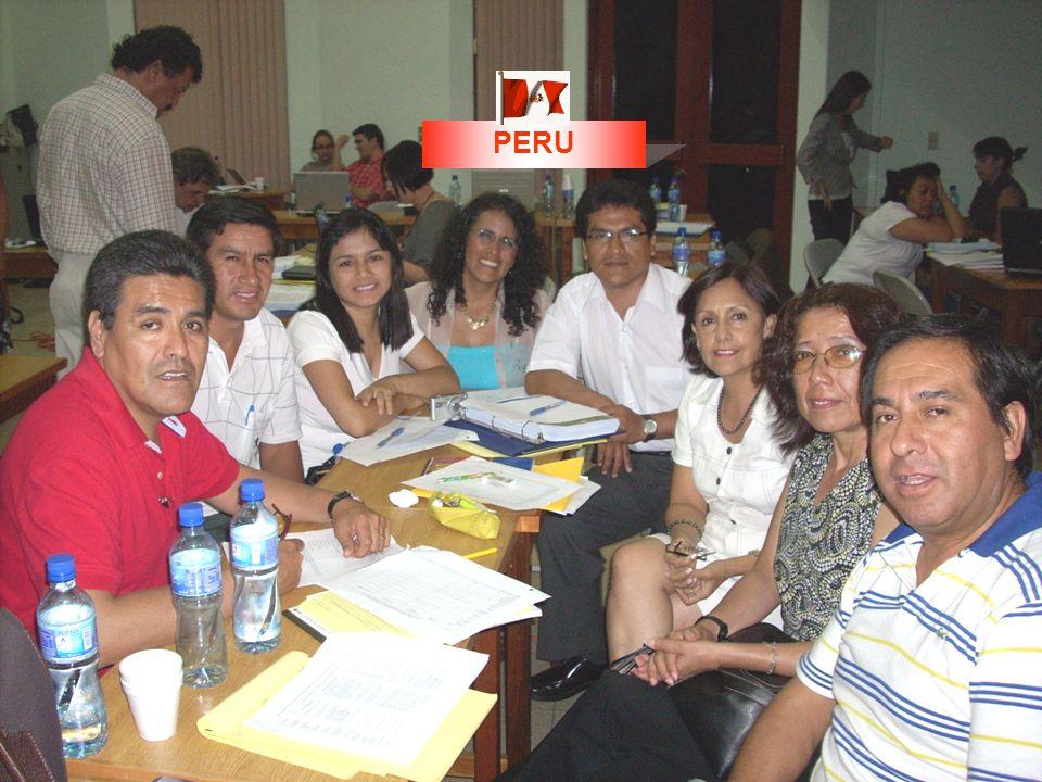 Fortalecimiento del Sistema de Salud del Perú en el marco del Aseguramiento Universal Managua, mayo de 2009 IV Curso Internacional de Desarrollo de Si