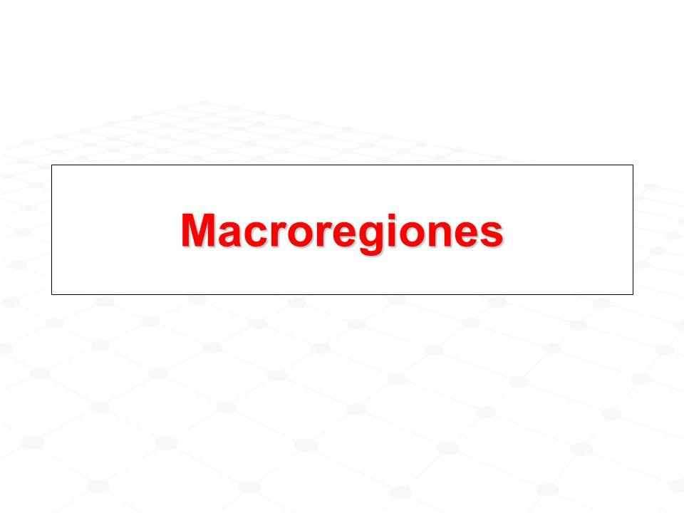 Macroregiones