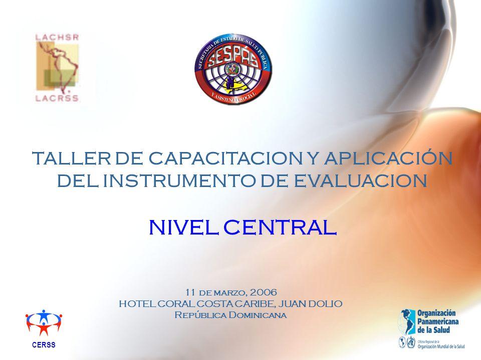 Nombre e institución NOMBRECARGO/INSTITUCION Bienvenido Liriano A.Coord.