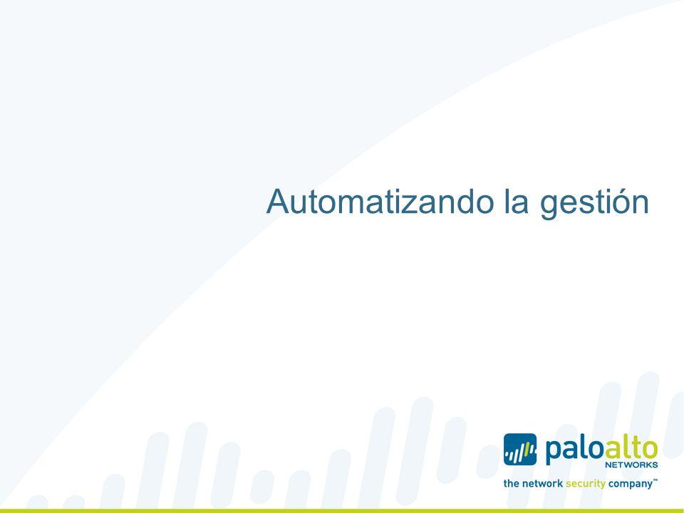 Automatizando la gestión