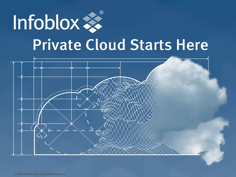 © 2011 Infoblox Inc. All Rights Reserved.
