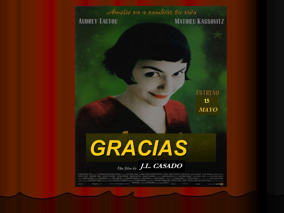 GRACIAS 15 MAYO J.L. CASADO