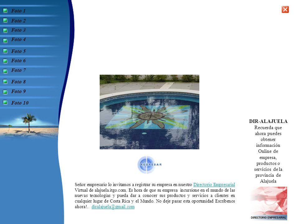 Foto 1 Foto 2 Foto 3 Foto 4 Foto 5 Foto 6 Foto 7 Foto 8 Foto 9 Foto 10 DIR-ALAJUELA Recuerda que ahora puedes obtener información Online de empresa, productos o servicios de la provincia de Alajuela Señor empresario lo invitamos a registrar su empresa en nuestro Directorio Empresarial Virtual de alajuela.itgo.com.