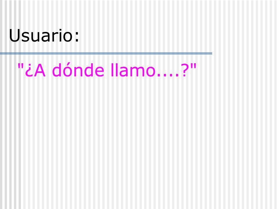 Ah, bueno, pues mi nombre es Dionisio Perez Usuario: