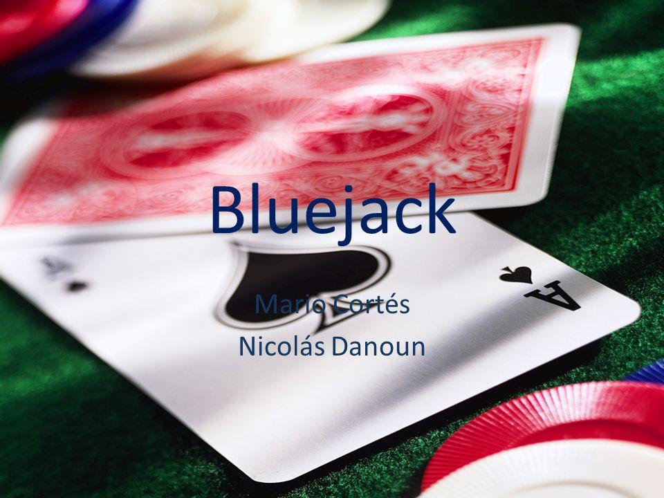 Bluejack Mario Cortés Nicolás Danoun