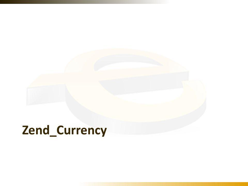 Zend_Currency