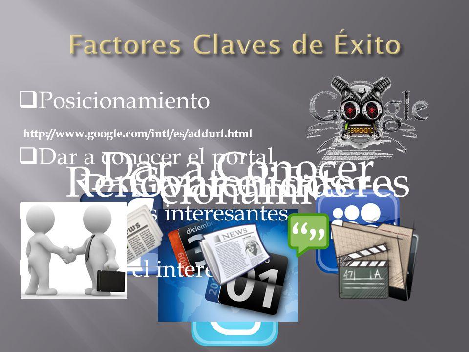 Pendientes Buscador Edición de perfiles y proyectos Pago de publicidades Detalles técnicos Detalles cosméticos