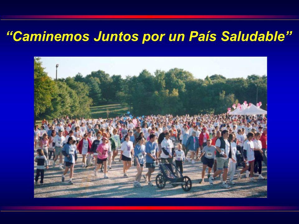 Caminemos Juntos por un País Saludable