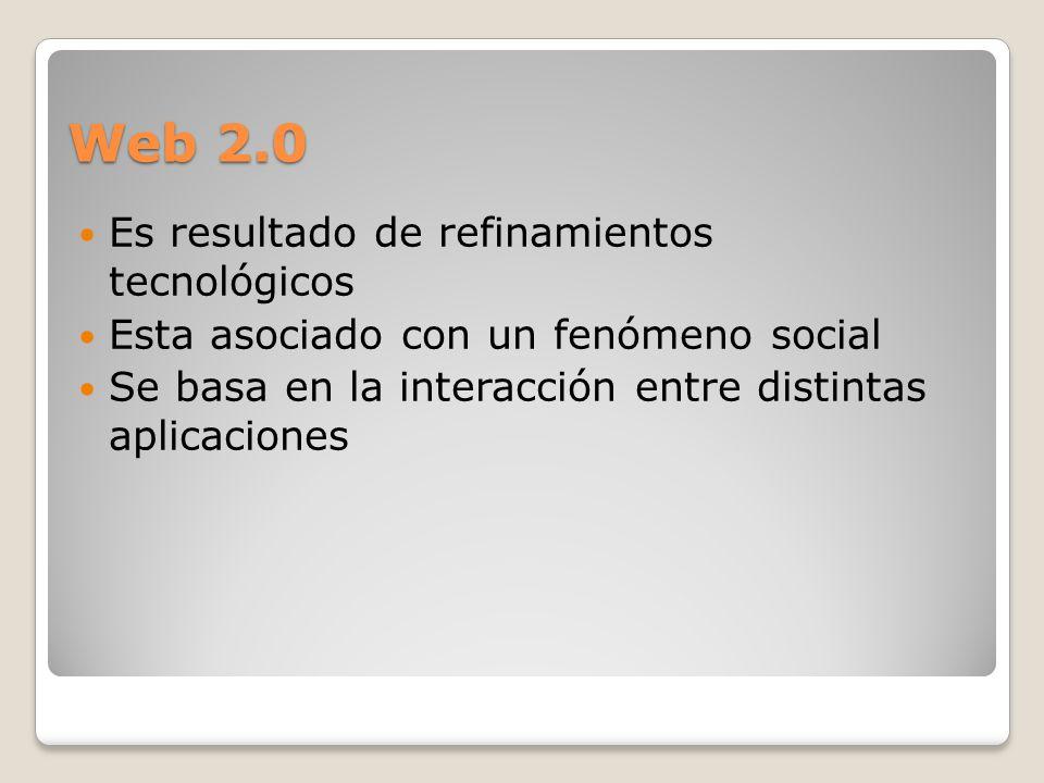 Web 3.0 El objetivo es darle mayor potencial a la web Aparece el concepto de web semántica