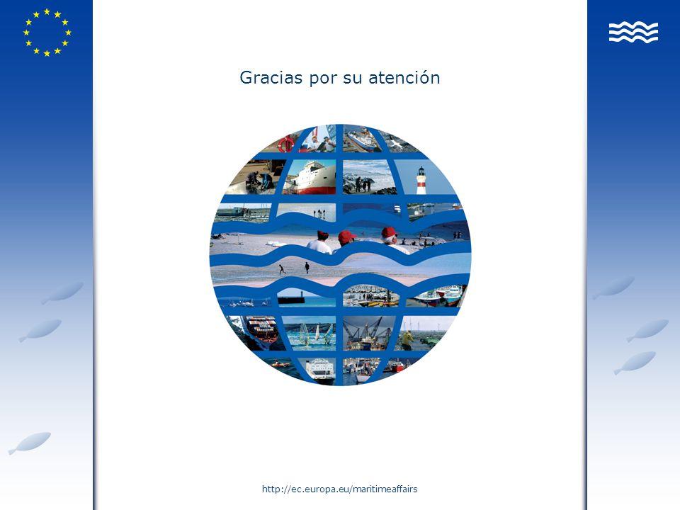 http://ec.europa.eu/maritimeaffairs Gracias por su atención