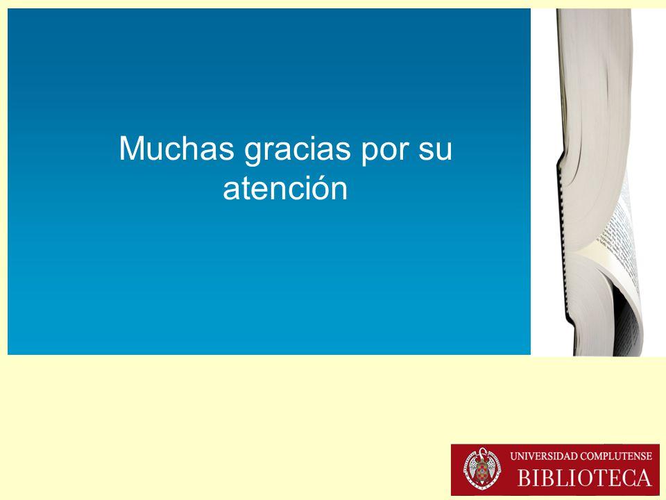 Sesión sobre presentación de solicitudes de evaluación de la actividad investigadora a la CNEAI (16-XII-2013) Muchas gracias por su atención
