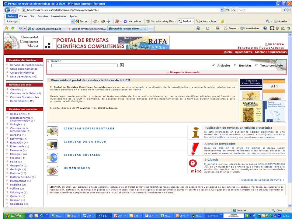 Tesis Doctorales UCM Fase 1(2003): Catálogo de tesis doctorales UCM 1991- 2000 [CD] –Producto: CD con las tesis del período.