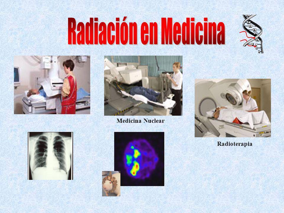 Medicina Nuclear Radioterapia