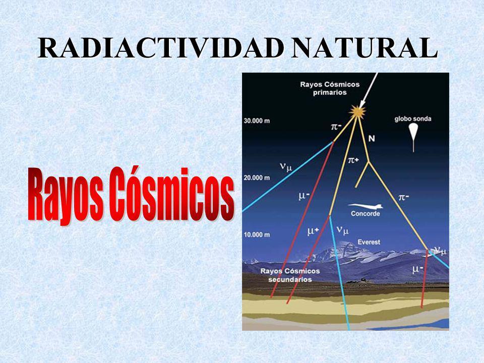 Dínodos Ánodo Fotomulti- plicador Electrodos Luz incidente Foto- electrón Fotocátodo El Contador de centelleo sirve para detectar rayos X y rayos γ.