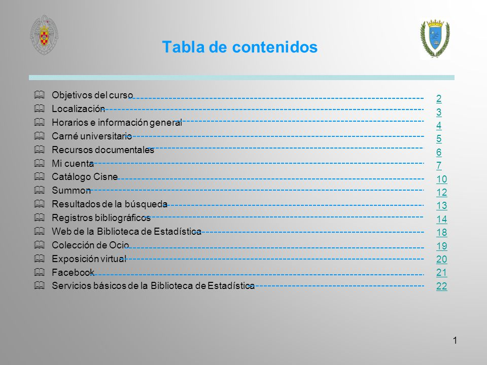 Bibliografías por materias 32