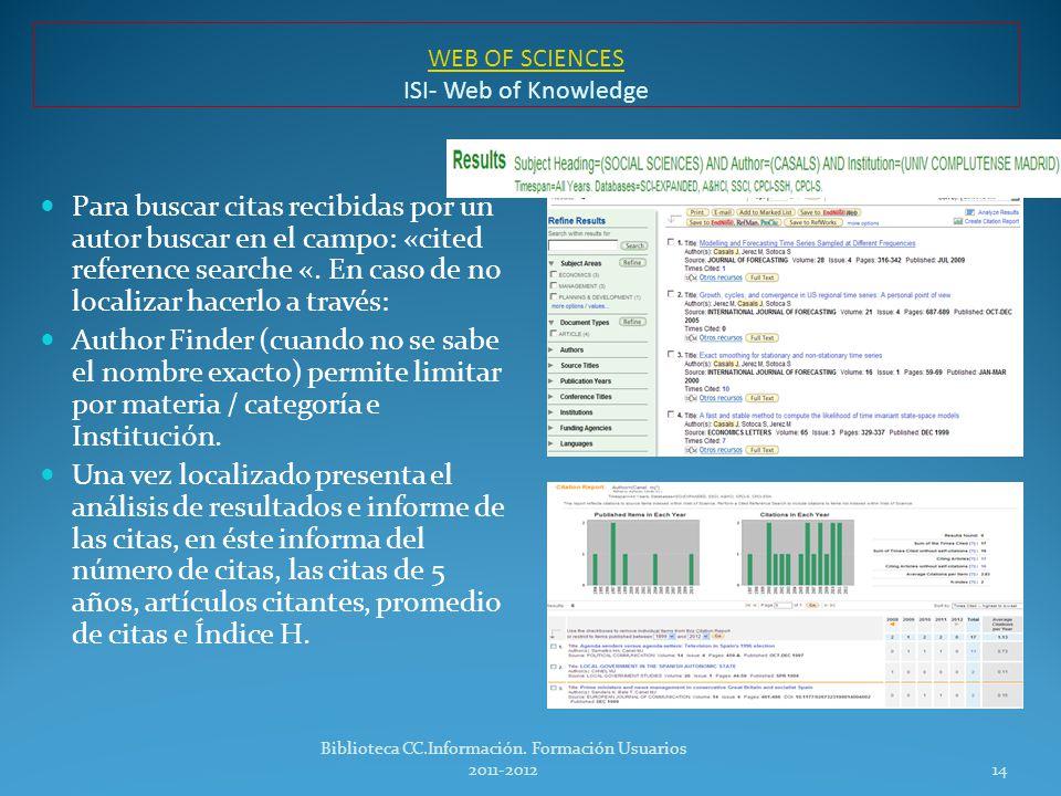 RESH (CSIC) Ámbito Ciencias Sociales y Humanidades.
