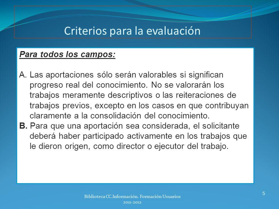 Biblioteca CC.Información.