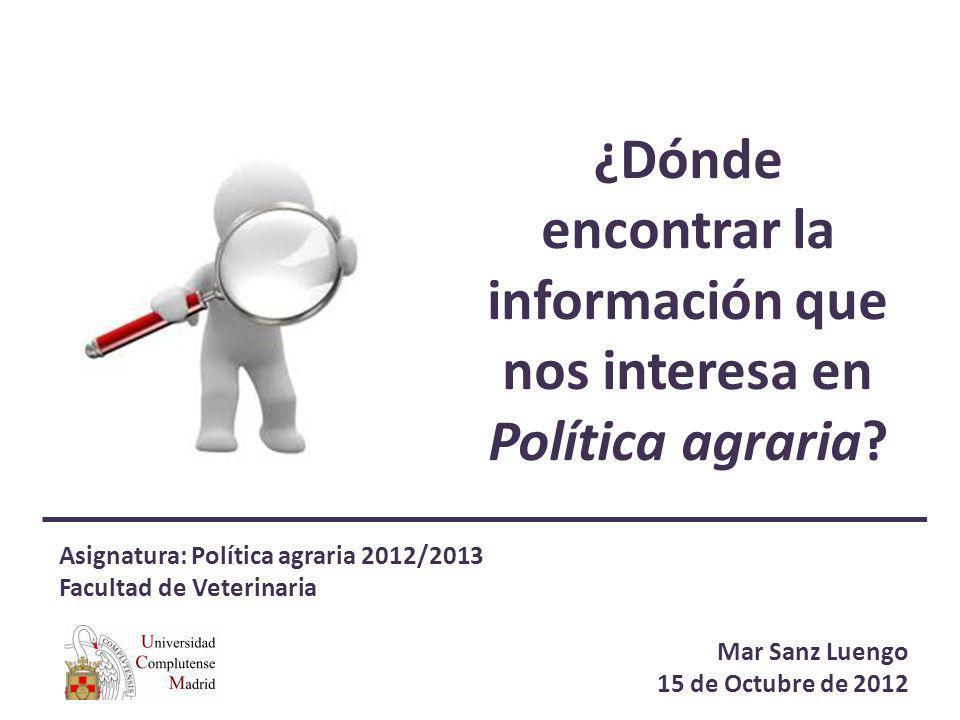 La Biblioteca de Veterinaria http://www.ucm.es/BUCM/vet
