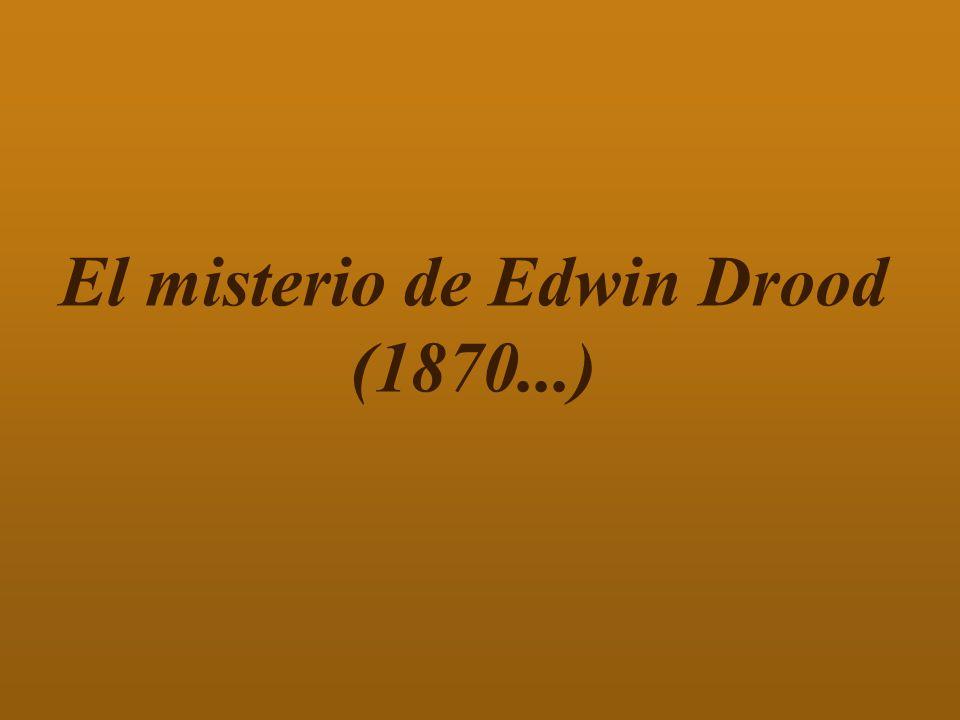 El misterio de Edwin Drood (1870...)