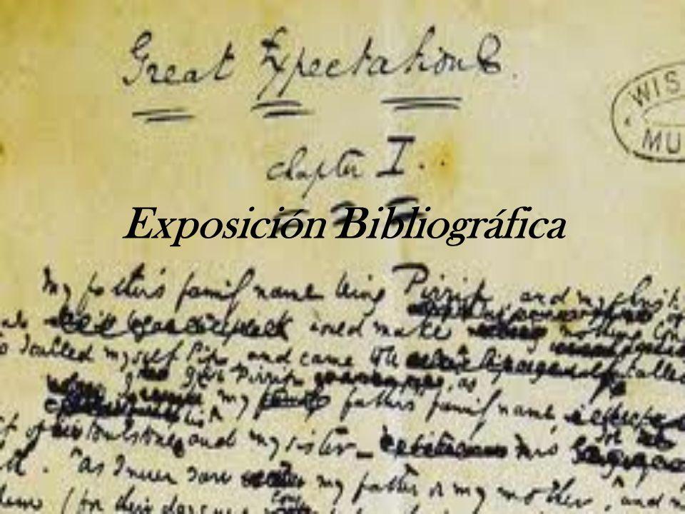 Exposición Bibliográfica