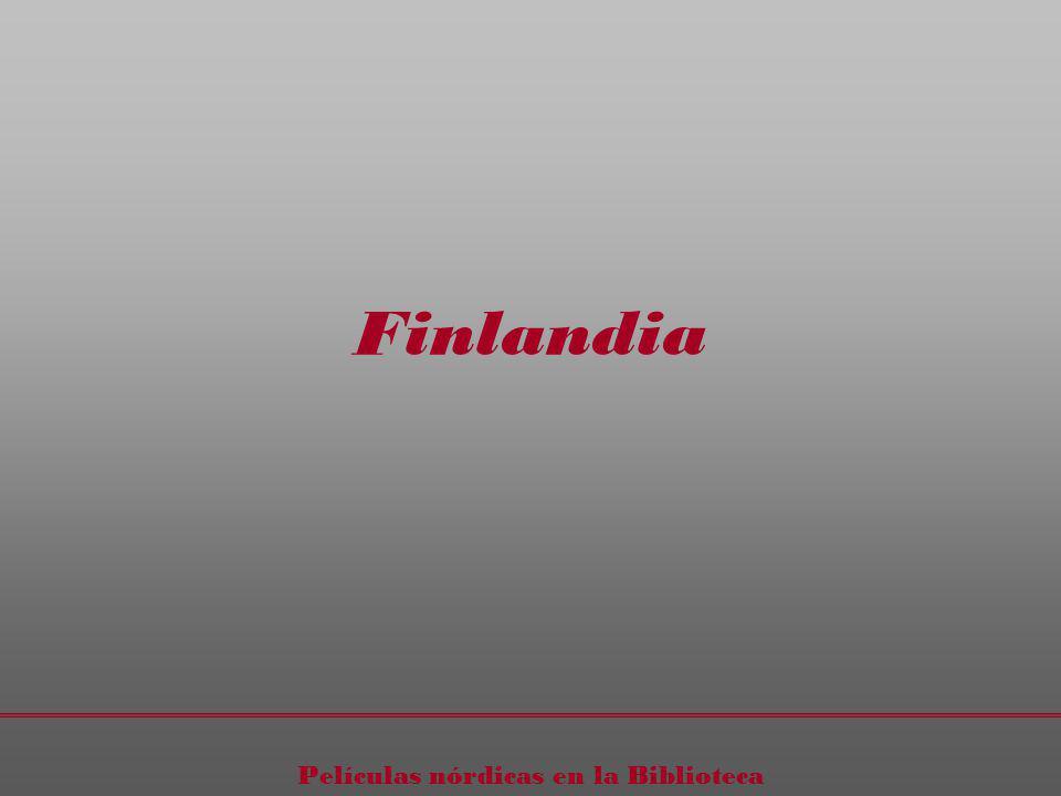 Películas nórdicas en la Biblioteca Finlandia