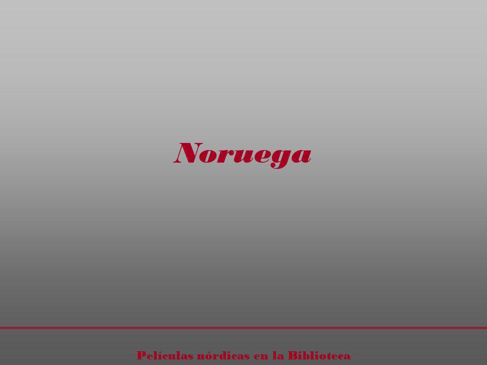 Películas nórdicas en la Biblioteca Noruega