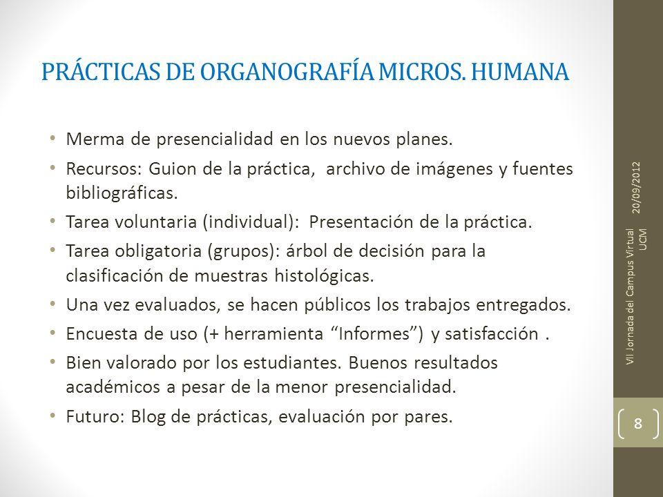 VIRTUALIZACIÓN DE LA ASIGNATURA DE INMUNOLOGÍA A.Gómez Barrio A.