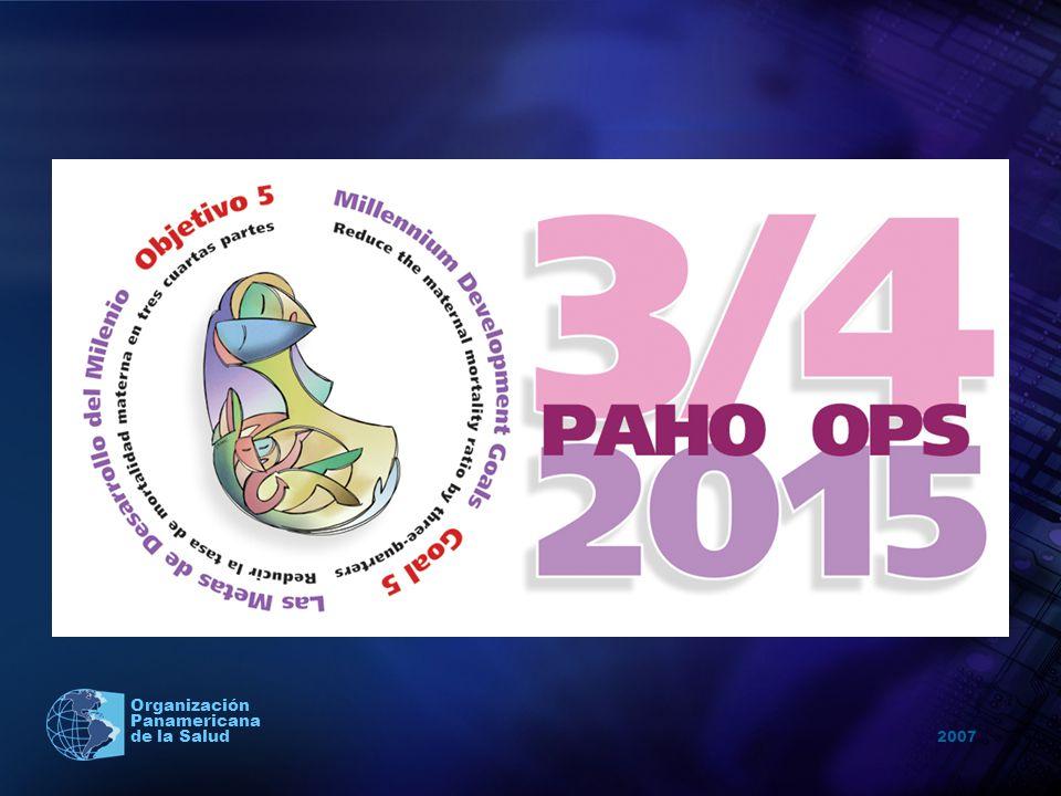 2007 Organización Panamericana de la Salud