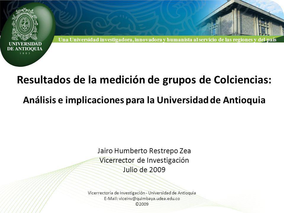 Una Universidad investigadora, innovadora y humanista al servicio de las regiones y del país Damos paso al diálogo