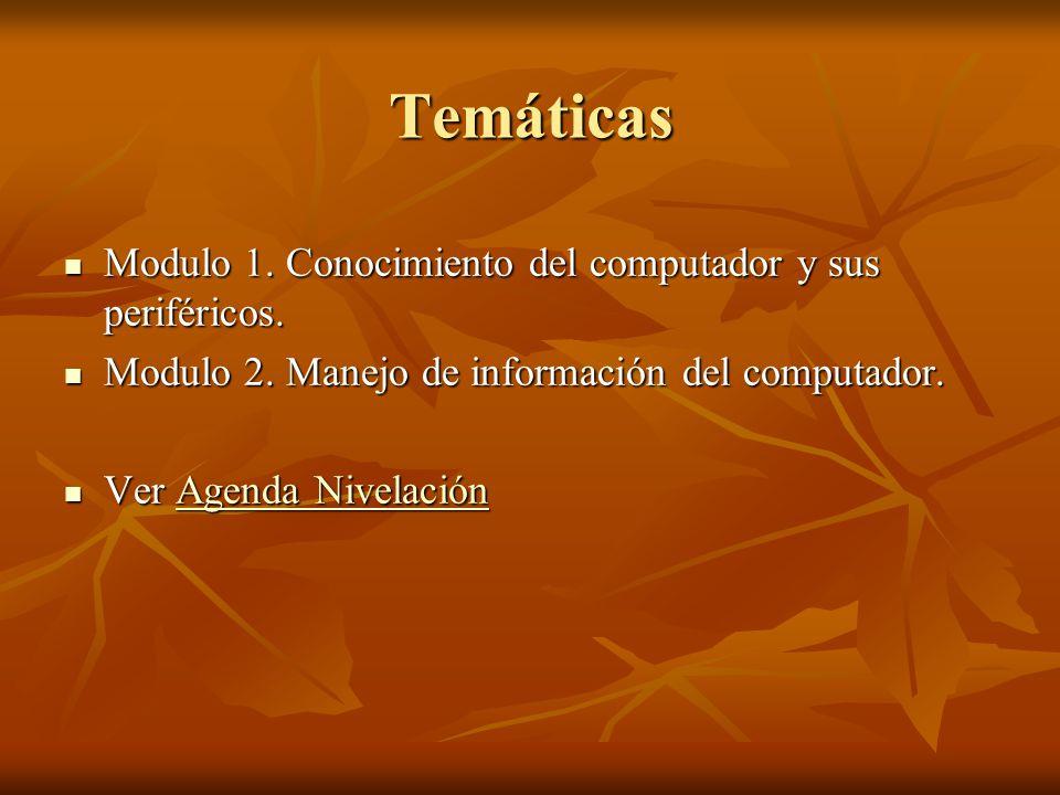 Requerimientos Revisión de la información institucional.