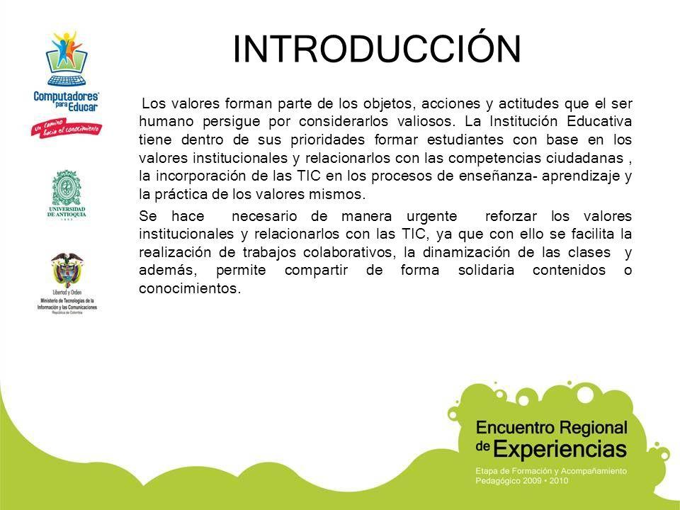 PROYECCIÓN Socialización con la comunidad educativa de avances y productos realizados.