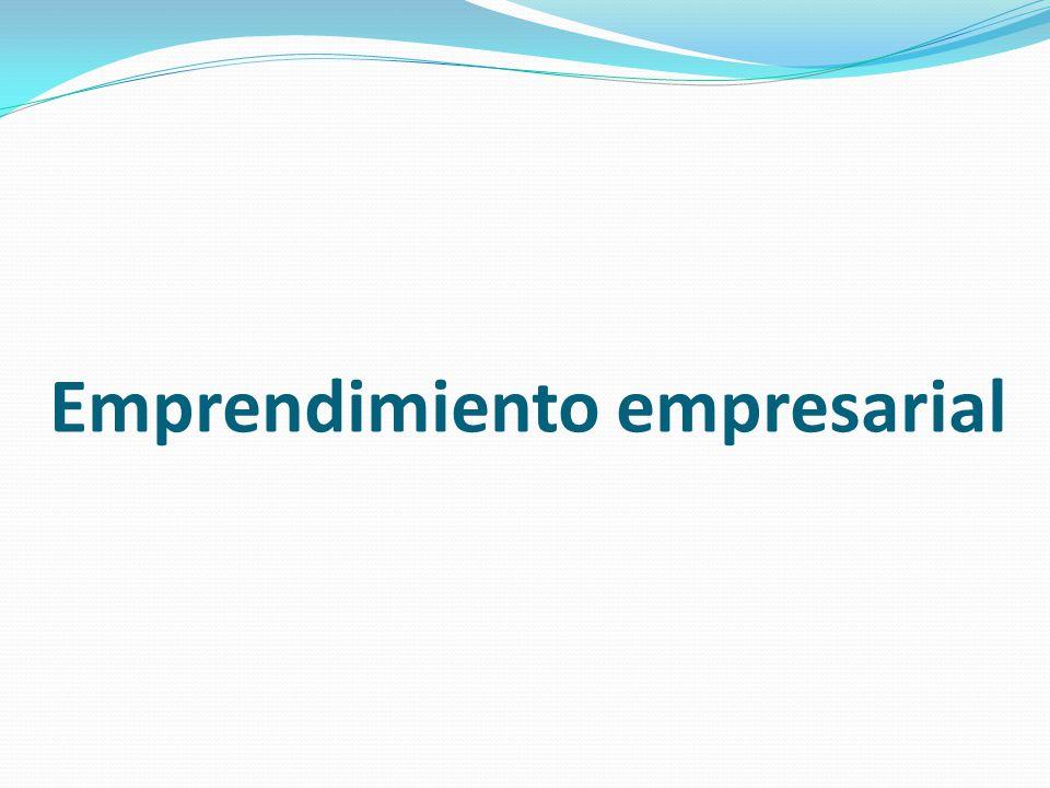 Emprendimiento empresarial