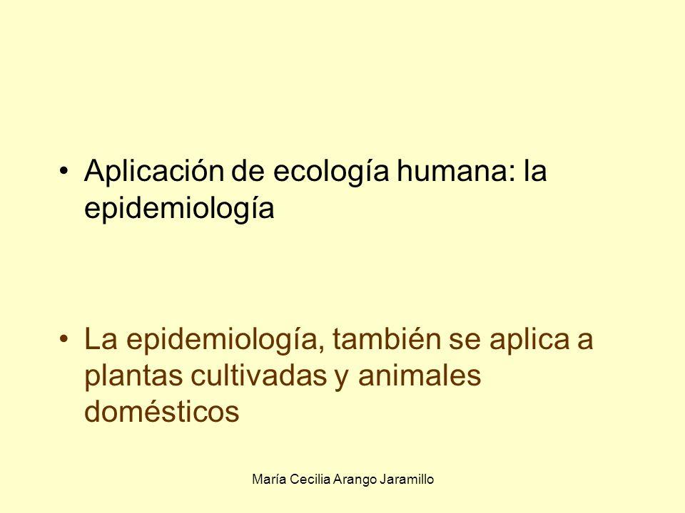 María Cecilia Arango Jaramillo La colonización microbiana a veces nos causa problemas cuando resulta en enfermedad.